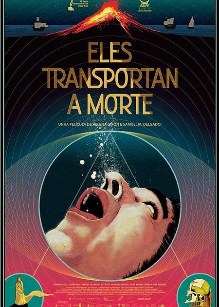 ELES TRANSPORTAN A MORTE