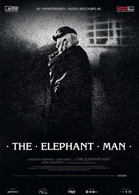 THE ELEPHNAT MAN (ED. REST.) - VOS