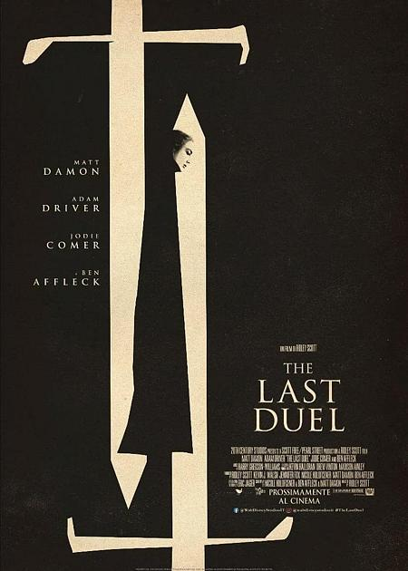 THE LAST DUEL (2H32')
