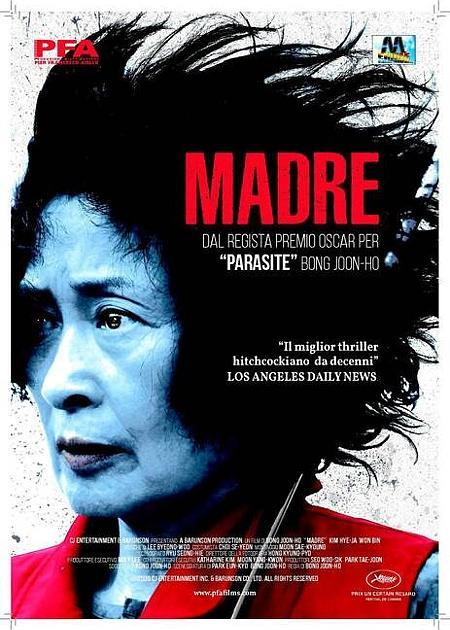 MADRE (CINEMA IN VILLA)