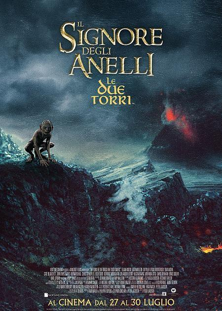 IL SIGNORE DEGLI ANELLI: LE DUE TORRI (THE LORD OF THE RINGS: THE TWO TOWERS)