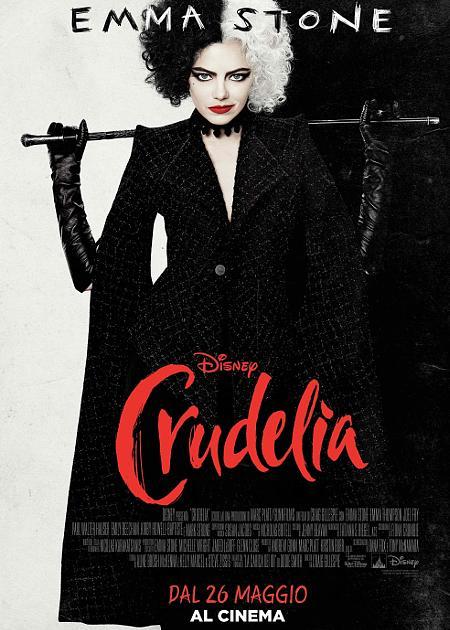 CRUDELIA (CINEMA IN VILLA)