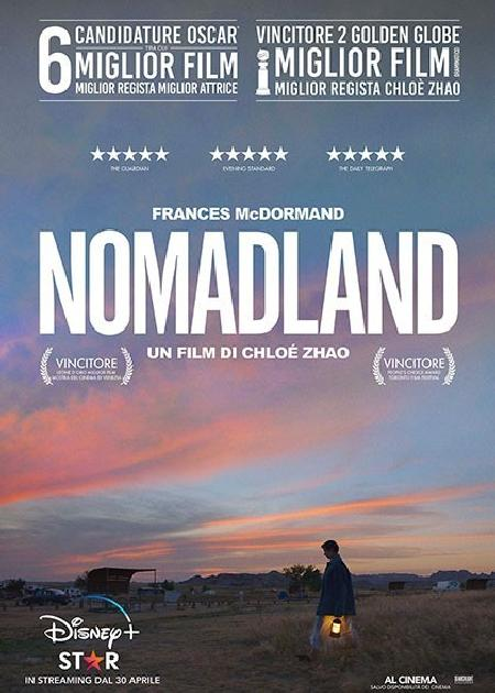 NOMADLAND (CIRCUITOsulMARE)