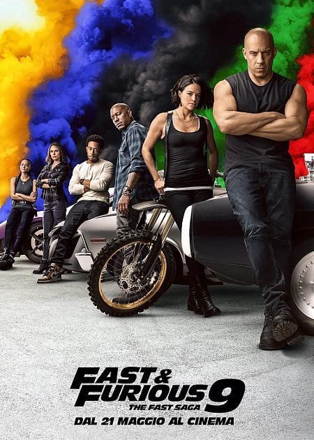 FAST & FURIOUS 9 (F9)