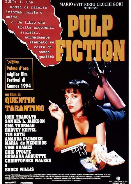 PULP FICTION (CINEMAneiPARCHI)
