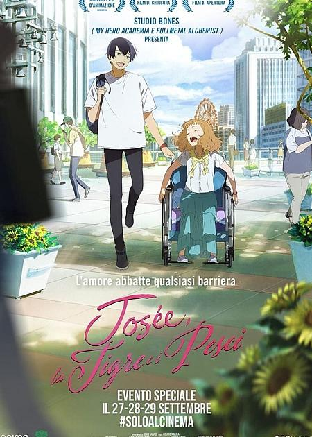 JOSEE, LA TIGRE E I PESCI
