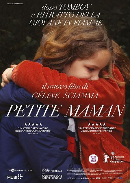 PETITE MAMAN - VERS.ORIG.SOTT.IT