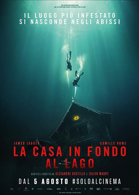 LA CASA IN FONDO AL LAGO (THE DEEP HOUSE)