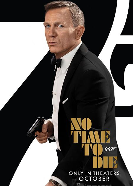 NO TIME TO DIE (v.o.)