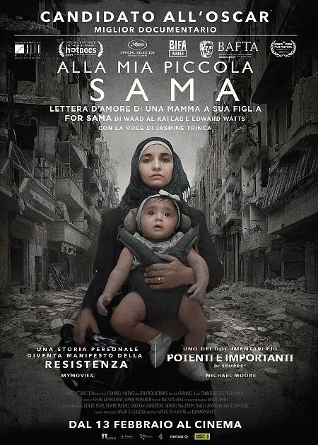 ALLA MIA PICCOLA SAMA (FOR SAMA)
