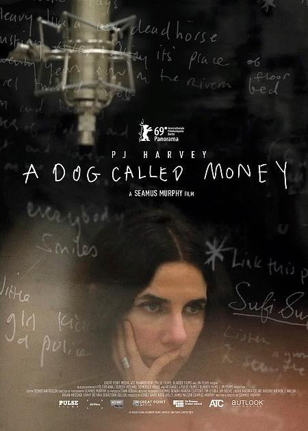 PJ HARVEY A DOG CALLED MONEY