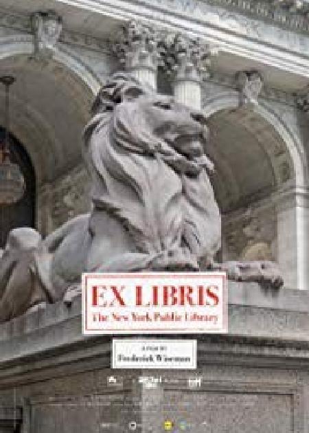 EX LIBRIS - THE NEW YORK PUBLIC LIBRARY