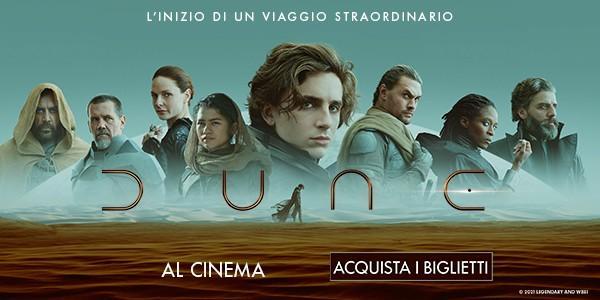 adv ufficiale film dune di denis villeneuve