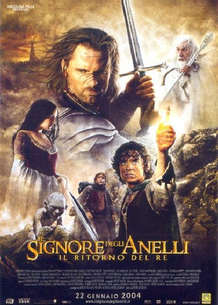 IL SIGNORE DEGLI ANELLI: IL RITORNO DEL RE (THE LORD OF THE RINGS: THE RETURN OF THE KING)