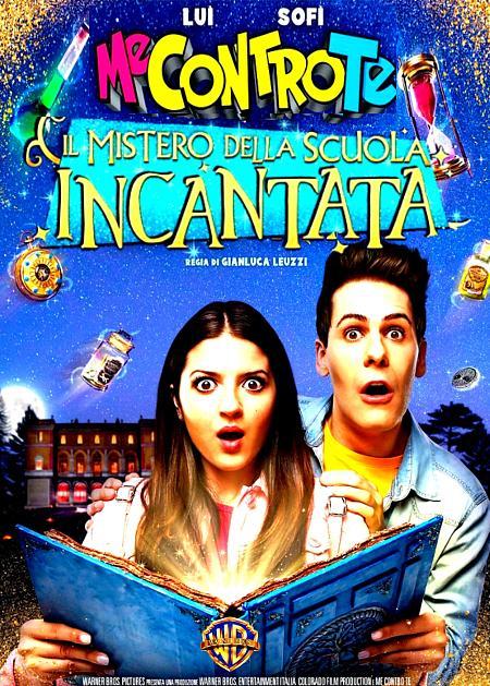 Me contro te il film: il mistero della scuola incantata