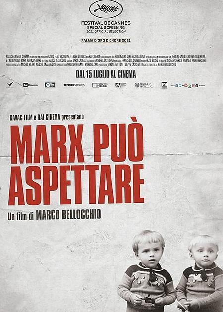 MARX PUO' ASPETTARE