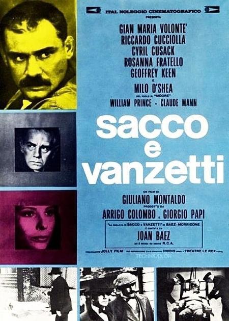 SACCO E VANZETTI (RIED.)