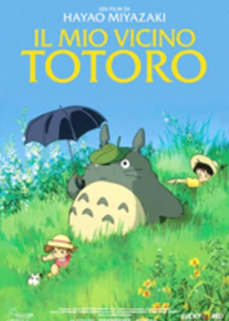 IL MIO VICINO TOTORO (TONARI NO TOTORO) (MY NEIGHBOR TOTORO)