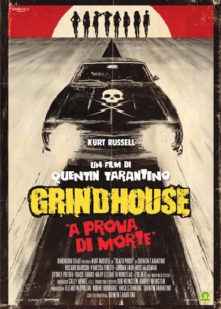 GRINDHOUSE - A PROVA DI MORTE (GRINDHOUSE - DEATH PROOF)