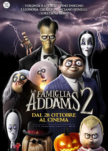 LA FAMIGLIA ADDAMS 2 (THE ADDAMS FAMILY 2)