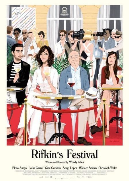 Chiasso Open Air- Rifkin's Festival