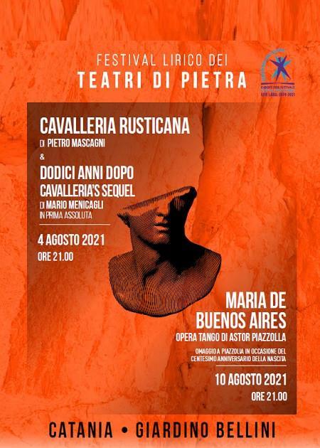 Maria de Buenos Aires - opera tango